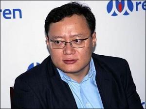 2012十大最佳CEO提名:人人网CEO陈一舟