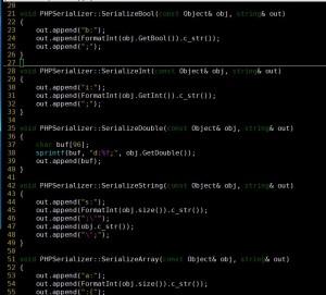 linux码农最佳c++编码规范